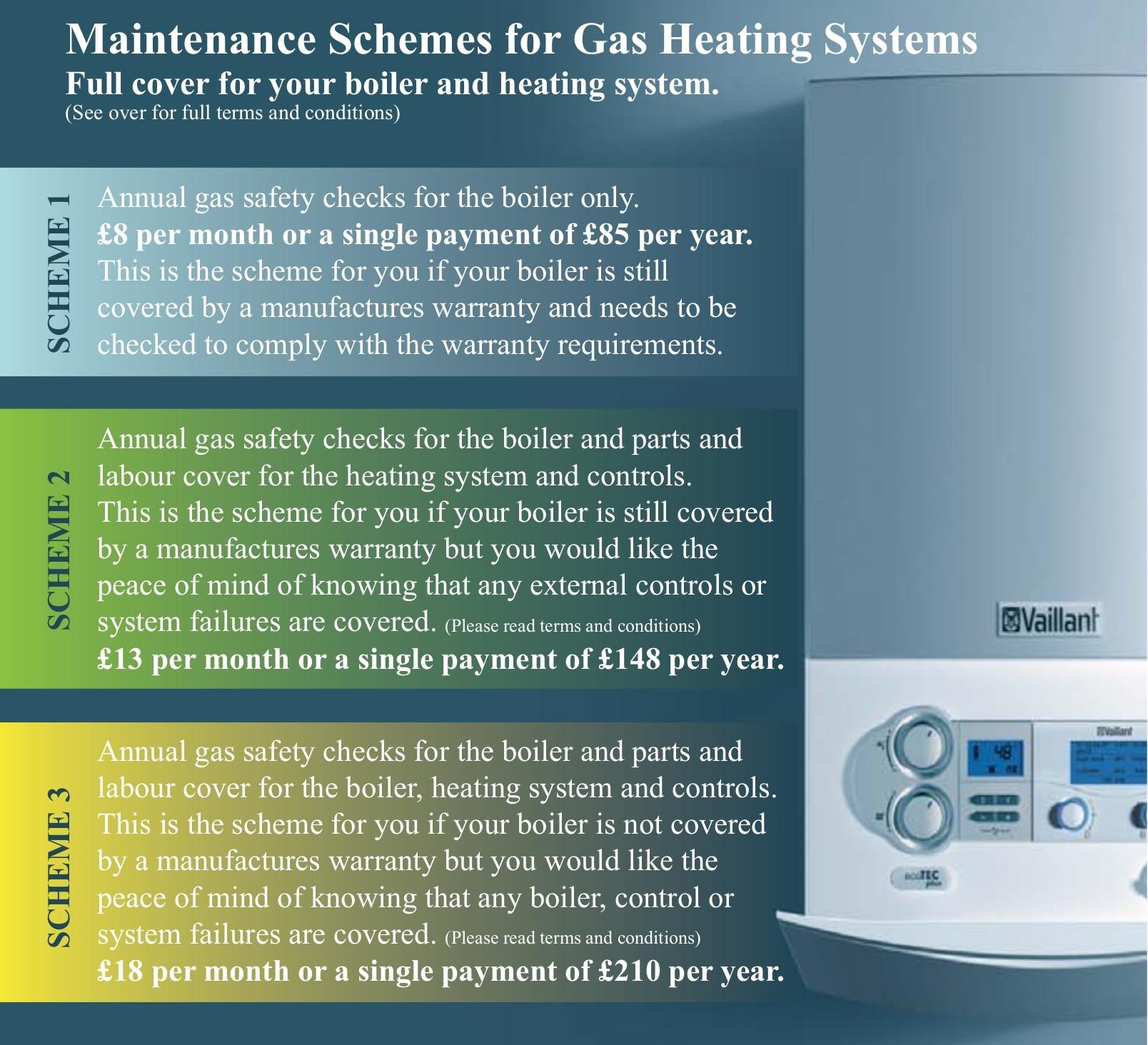 wiltshire boiler maintenance